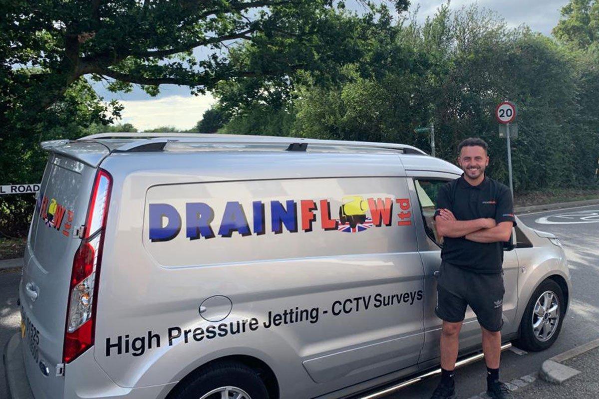 CCTV Drain Survey Hertfordshire