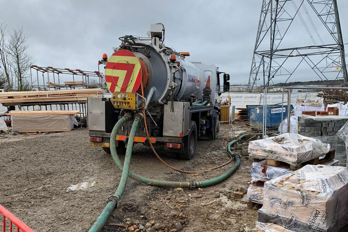 Case Study Drain Clearance in Houghton Conquest