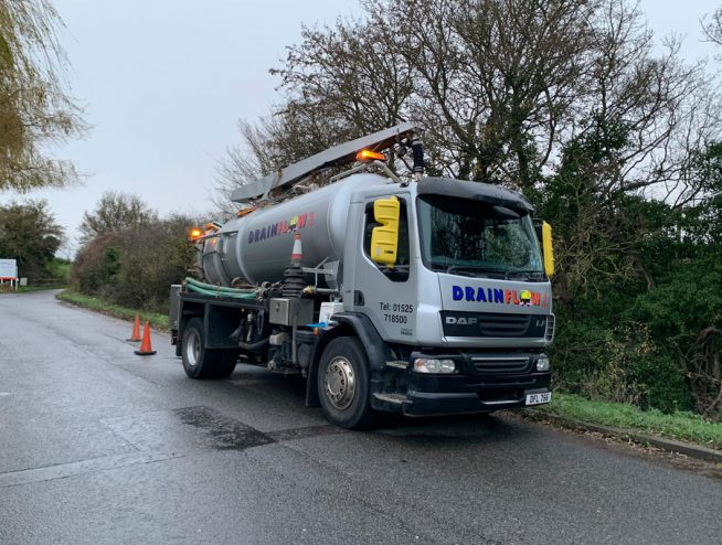 Case Study – Drain Blockage in Barton-le-Clay, Bedfordshire