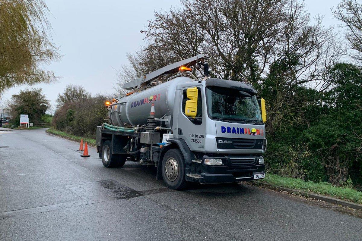 Case Study – Drain Blockage in Barton-le-Clay, Bedfordshire