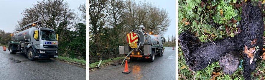 Drain Blockage in Barton-le-Clay, Bedfordshire