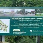Drain Clearance for Self-Build Plots, Sherington, Bucks