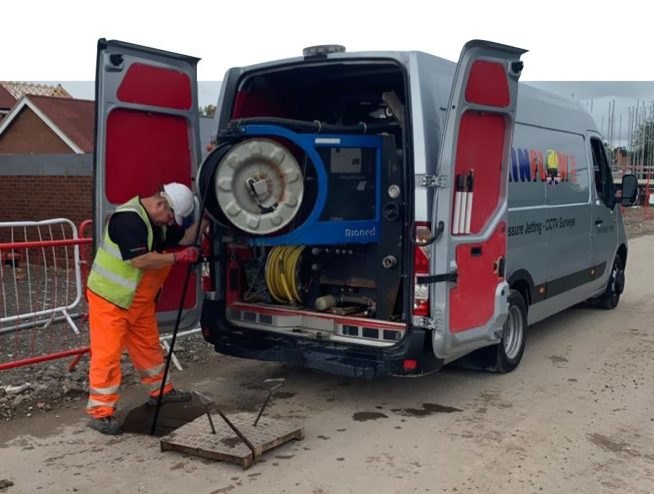 Drain Jetting Services